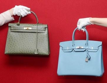 "UK-  ""Hermes Handbags Photo Call "" in London"
