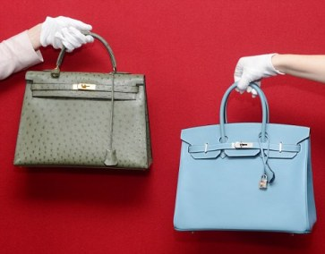 "UK-  ""Hermes Handbags Photo Call "" in London"