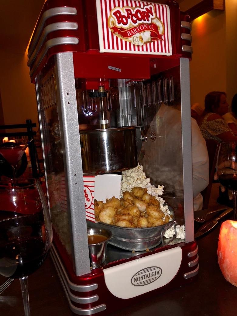 Barton G Popcorn Shrimp